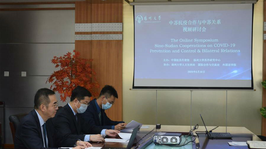 中国举办中苏抗疫合作与中苏关系视频研讨会