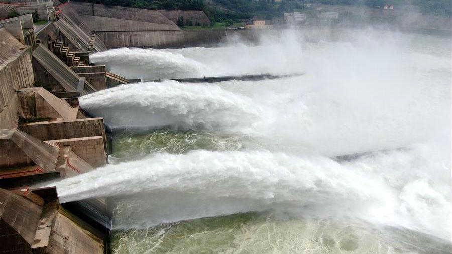 黄河小浪底洪水调度运用模式平稳演进