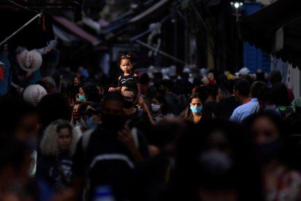 西媒:巴西成受新冠病毒影响第二大国家 仅次于美国
