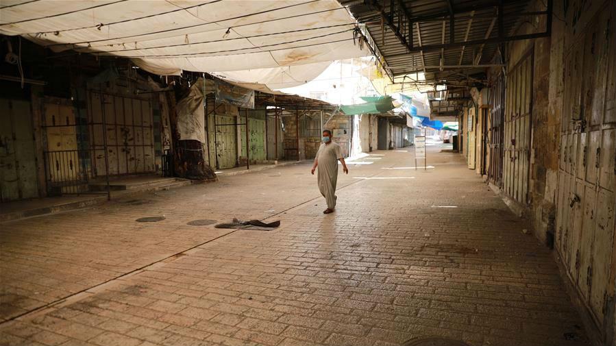 巴勒斯坦单日新增确诊病例再创新高