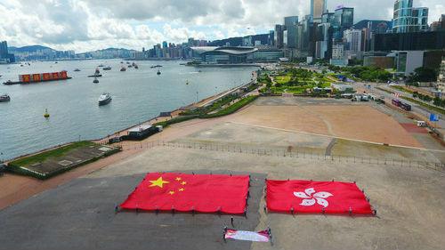 紧锣密鼓!香港国安法相关机构设置、人员安排引关注