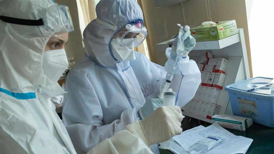 亚美尼亚新冠确诊病例超2.8万例