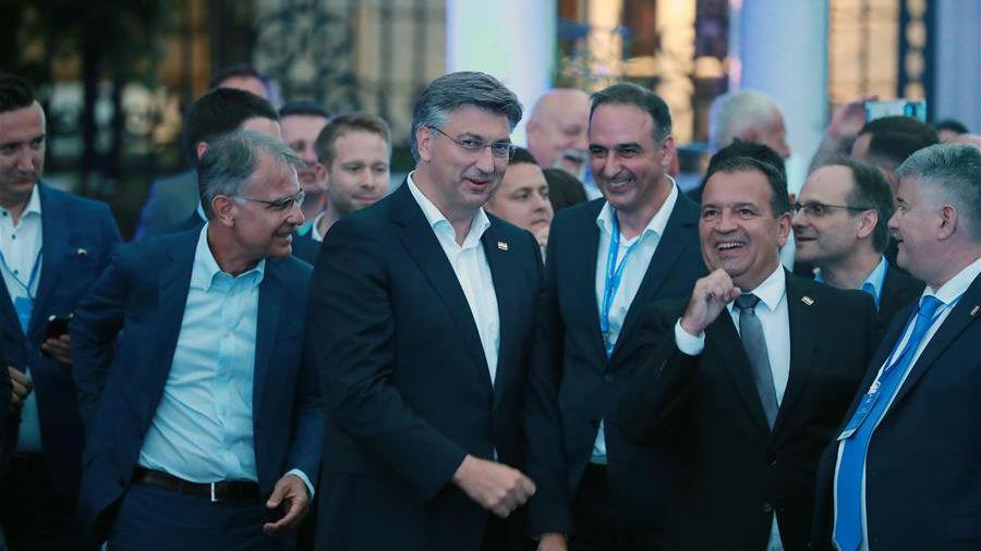 克罗地亚民共体在议会选举中赢得最多议席