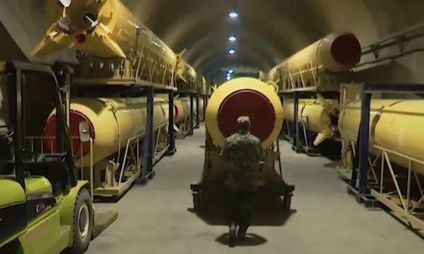 """伊朗建设地下""""导弹城"""" 伊将领:将为对手造就""""噩梦"""""""