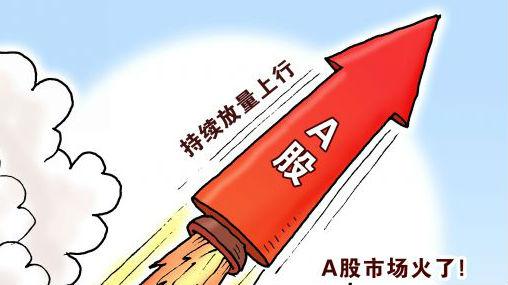 """迈步""""健康牛""""!中国股市创五年最大单日涨幅"""