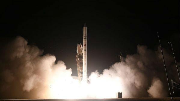 以色列成功发射一颗侦察卫星 搭载重达120公斤太空相机