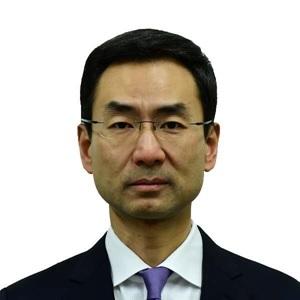 外交部原发言人耿爽履职中国常驻联合国副代表