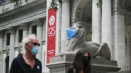 美国新冠感染病例突破300万 外媒:全美大部分地区抗疫失败
