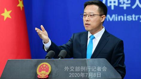 外交部发言人:中方同意世卫组织派专家来京
