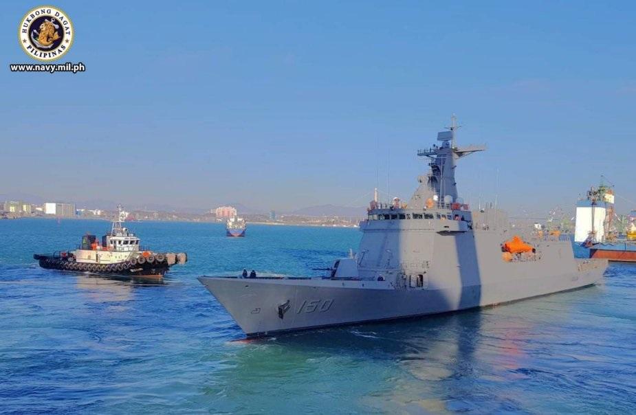 澳媒文章:新护卫舰入役推进菲海军现代化