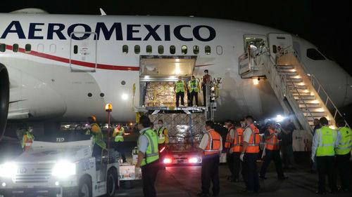 """这几天,""""谢谢中国""""成墨西哥社交媒体上的全民运动——"""