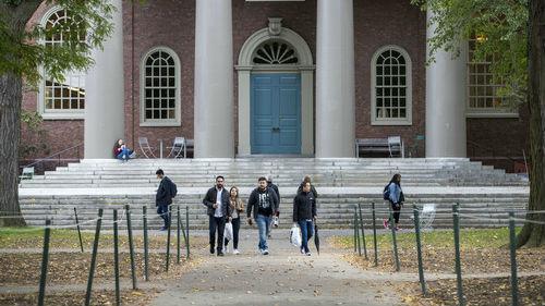 美法院下周将对哈佛麻省理工案作出裁决