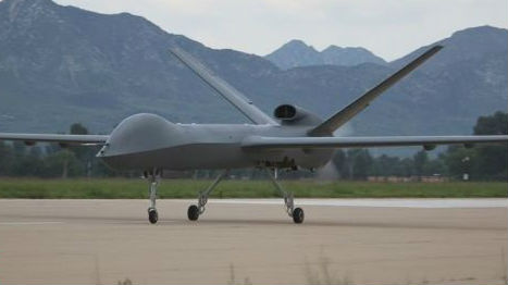 """西媒称中美争夺国际军用无人机市场 中国无人机""""很诱人"""""""