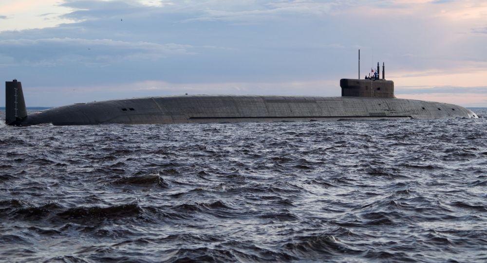 俄海军北方舰队司令:俄新近列装的战略核潜艇将亮相海军阅兵