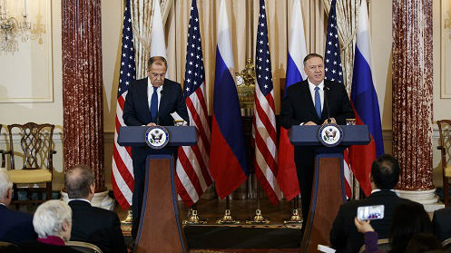 外媒:美俄讨论召开五常峰会可能性