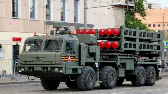 """俄南部军区明年部署S-350 防备""""不友好国家""""制造麻烦"""