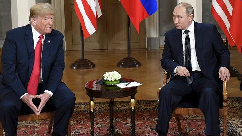 美俄总统通话肯定两国抗疫合作 特朗普谈军控再拿中国说事