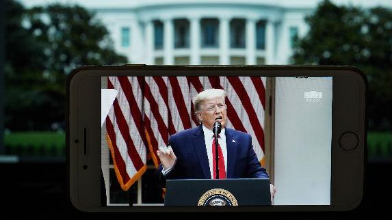 """境外媒体:""""硬对中国""""成美国两党共识"""