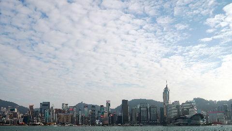 """美媒关注:四名""""港独""""分子触犯香港国安法被捕"""