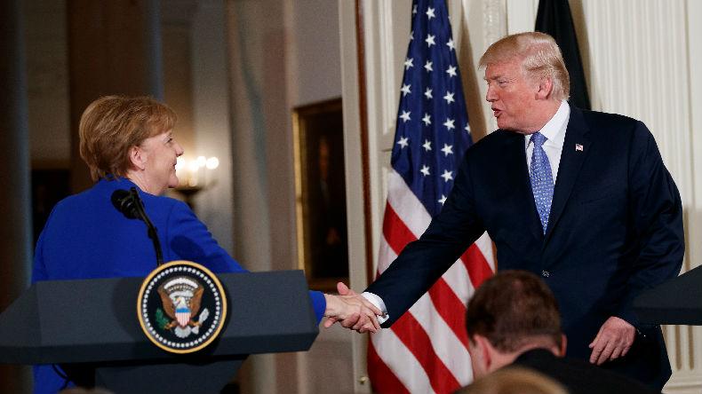 """特朗普扩大撤军规模""""报复""""德国 外媒:羞辱盟友加剧北约裂痕"""