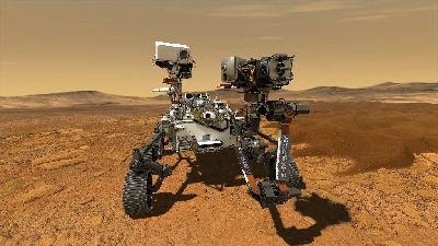 外媒盘点:NASA向火星派遣了多少火星车?