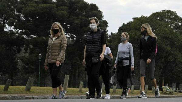 阿根廷确诊病例超20万 病毒在拉美迅速传播_德国新闻_德国中文网
