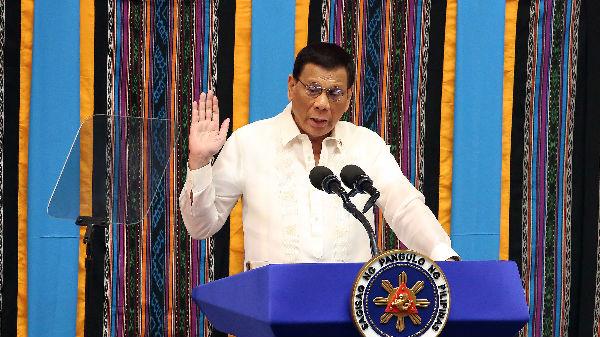 菲媒:杜特尔特禁止菲律宾军队参加南海联演_德国新闻_德国中文网