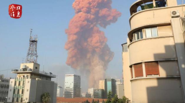 参考视频丨黎巴嫩首都大爆炸已致4000多人死伤 总理宣布8月5日为全国哀悼日_德国新闻_德国中文网