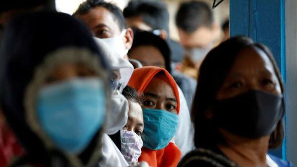 旅游业遭疫情重击 印尼二季度经济萎缩超5%