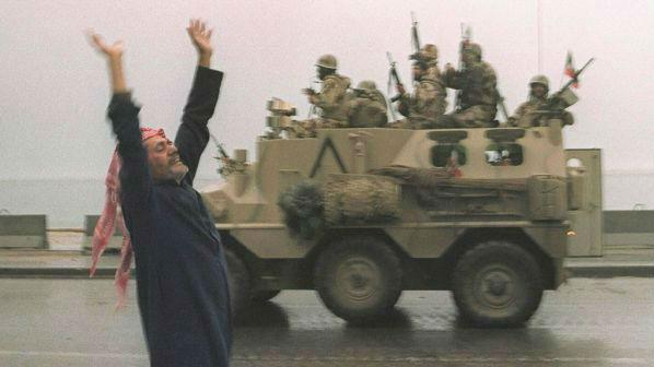 外媒:中东平衡游戏彻底颠覆 伊拉克重获国际地位不容易_德国新闻_德国中文网