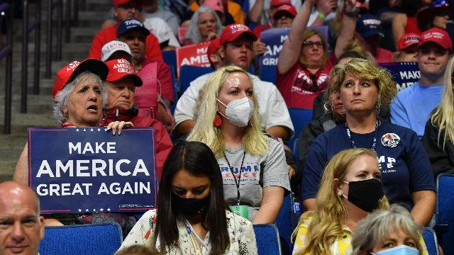 """与特朗普核心选民面对面——走访美国""""圣经带"""""""