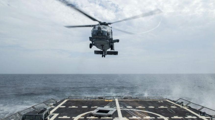 美加等四国在北极举行联合军演 针对俄军加强活动