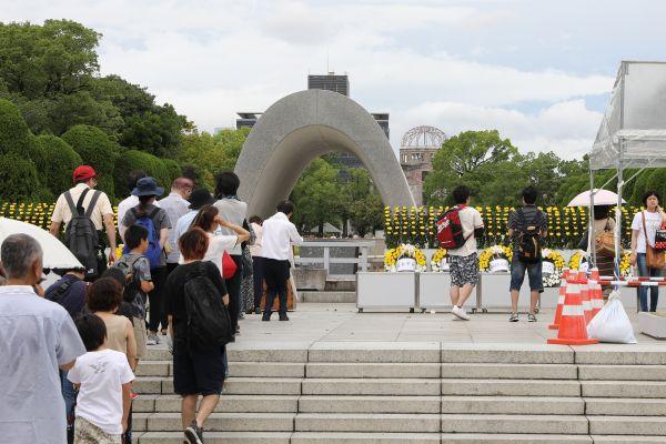 廣島紀念碑