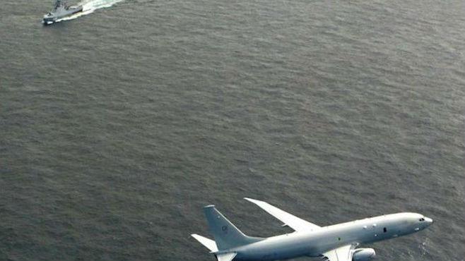 """英军""""海神""""巡逻机首次任务盯上俄舰 9架将于明年底列装"""