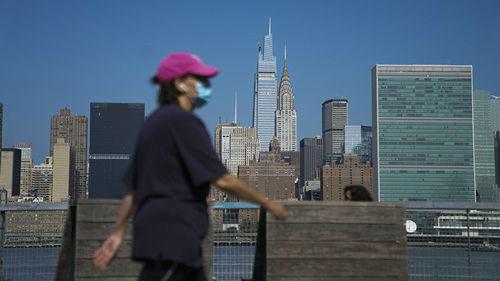 美媒:美国抗疫表现之差令欧洲人震惊