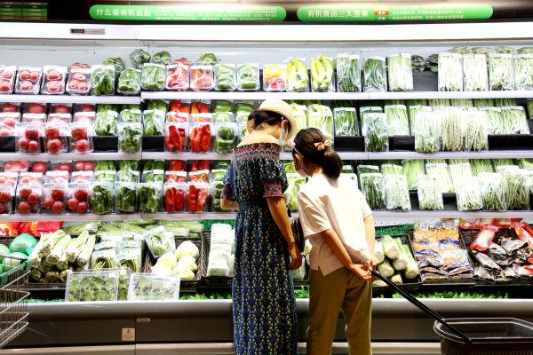 外媒关注:中国7月CPI同比上涨2.7% 经济复苏态势有望延续