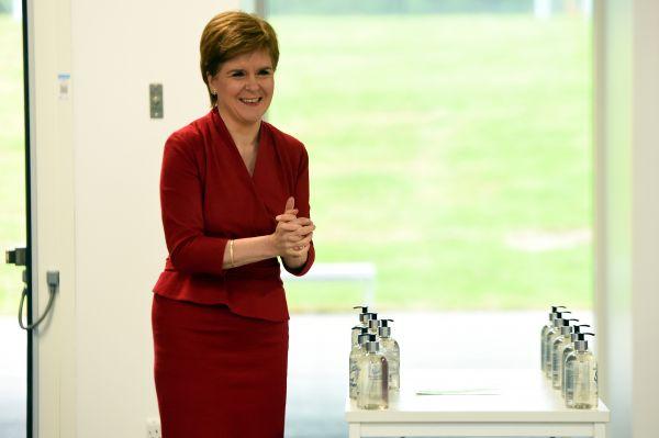 """53%!民调显示:苏格兰人支持""""脱英""""比例上升_德国新闻_德国中文网"""