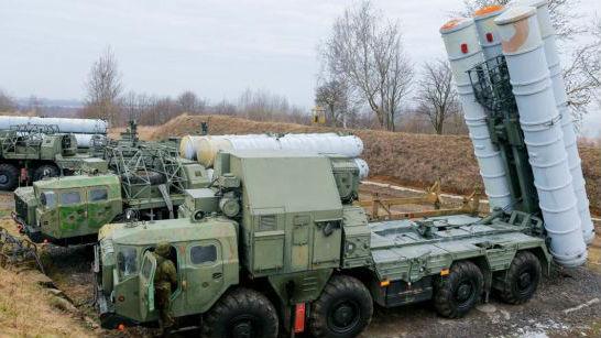 外媒:俄罗斯或在利比亚部署S-300防空系统