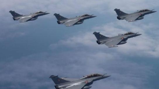 """美媒认为:""""阵风""""难以逆转印度空军落后局面"""