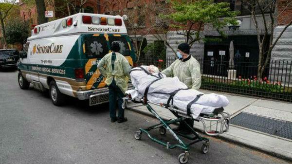 比同期统计数字高65%?纽约养老院新冠死亡人数成谜_德国新闻_德国中文网