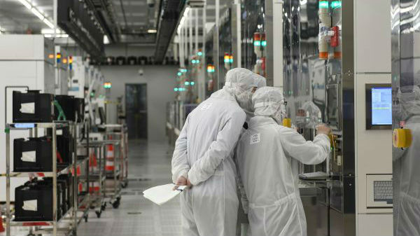 美媒:中国芯片产业站上发展新风口