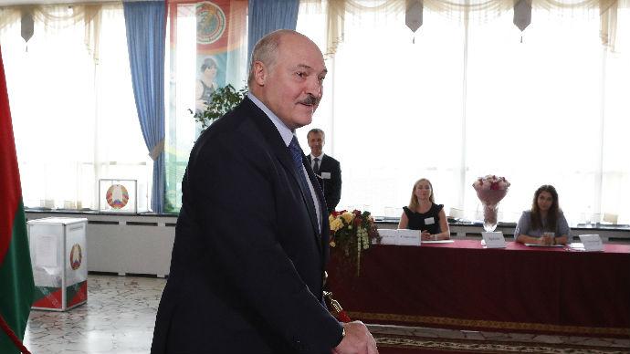 外媒:白俄罗斯局势牵动世界目光