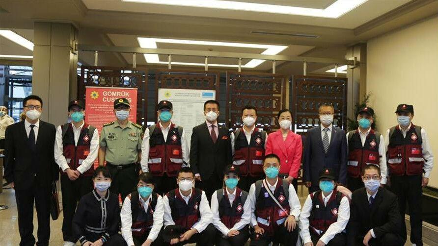 守望相助 共战疫情——中国医疗专家组在阿塞拜疆的抗疫之旅