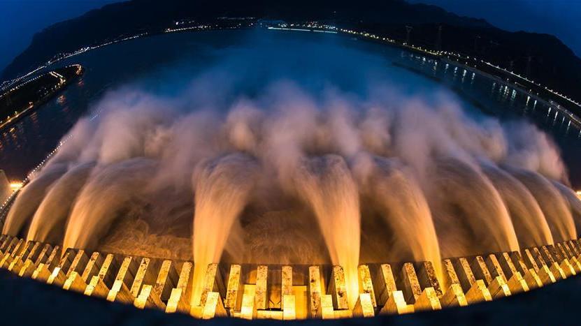 三峡入库流量超过建库以来最大值