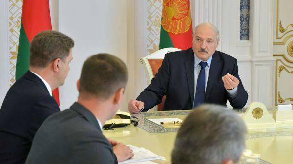 欧盟拒承认白俄罗斯选举结果 卢卡申科要西方管好自家事