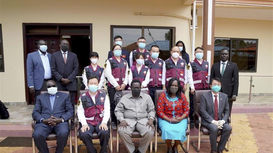 """南苏丹副总统:中国是南苏丹""""患难见真情""""的好朋友"""