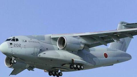"""日本验证C-2运输机简易跑道起降能力 为出口做""""终审"""""""