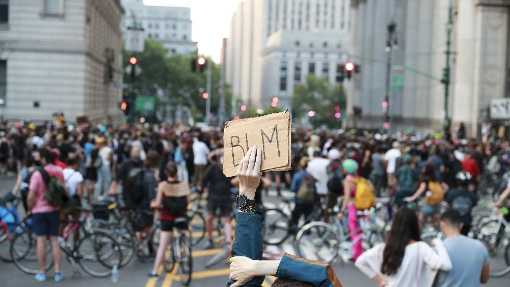 外媒:美国警察枪击黑人再次引爆抗议潮_德国新闻_德国中文网
