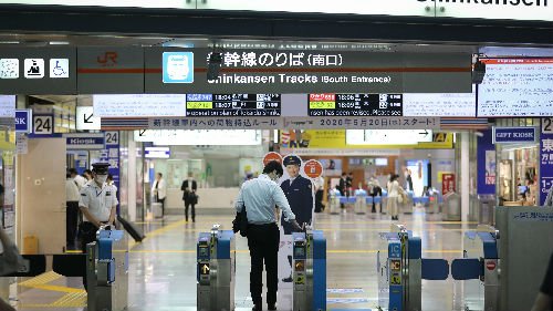 活久见!新干线运海鲜,日本高铁为应对疫情冲击也是拼了_德国新闻_德国中文网