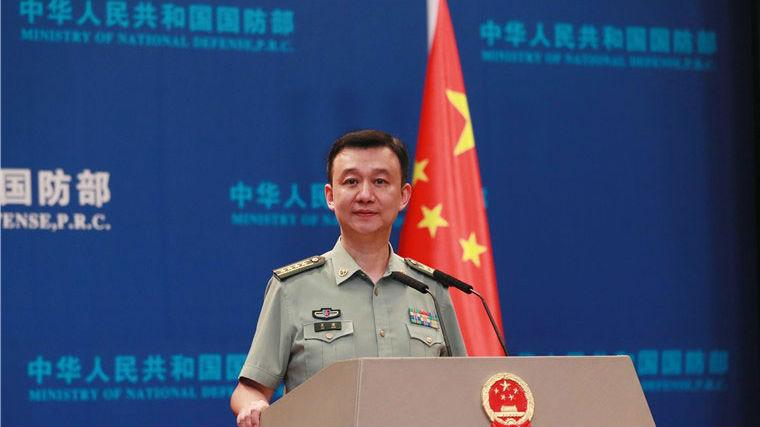"""外媒关注:中国军方誓言绝不会""""任美胡来"""""""